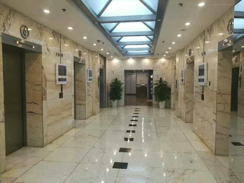 赛特大厦写字楼电梯厅