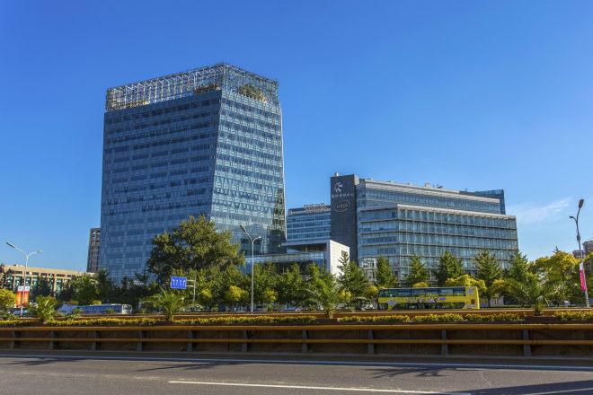 融科资讯中心